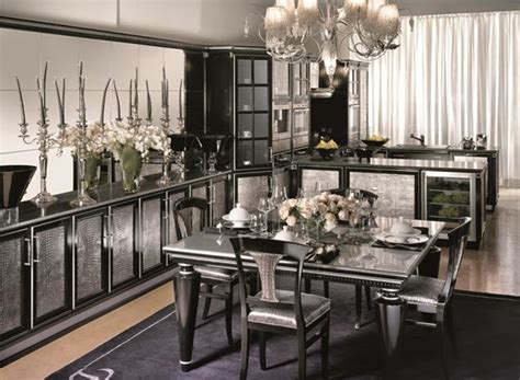 modern kitchen designs with deco decor and accents in nouveau style