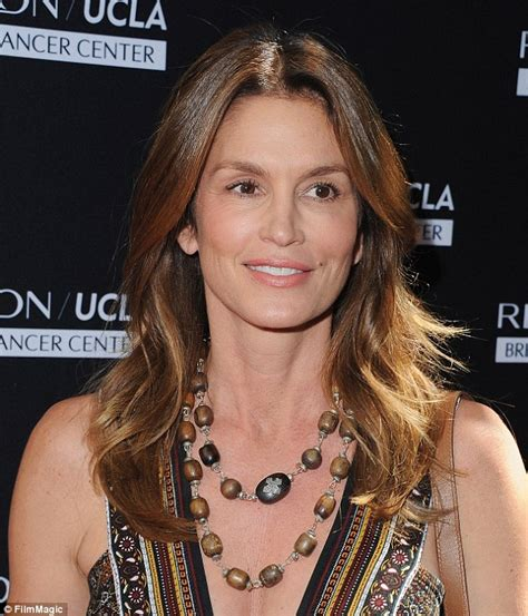 cindy crawford admits models   daughter kaia