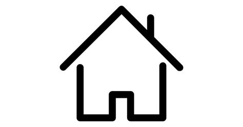 house plans free house outline free buildings icons