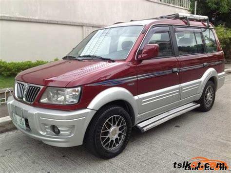 Mitsubishi Adventure 2002