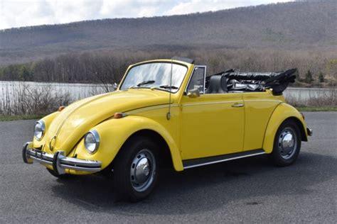 Find volkswagen at the best price. Excellent 1968 Classic Volkswagen Beetle Convertible ...