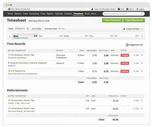best legal billing software 2018 reviews pricing demos With legal document comparison software