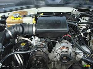 2002 Jeep Liberty Sport Engine Photos