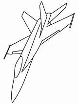 Coloring Jet Fighter Colorear Dibujos Popular Imprimir sketch template