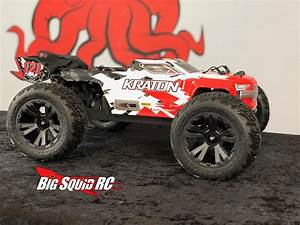 Arrma Kraton 4s Unboxing With Video  U00ab Big Squid Rc  U2013 Rc Car And Truck News  Reviews  Videos  And