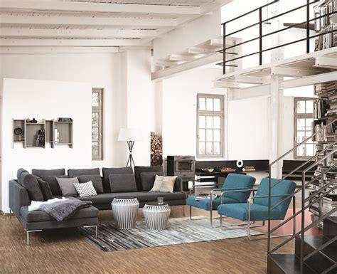 wohnzimmer contemporary family room dusseldorf by wohnzimmer industrial living room dusseldorf by
