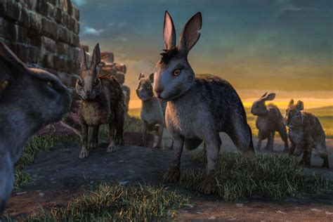 Netflix's Watership Down loses the complexity of novel ...