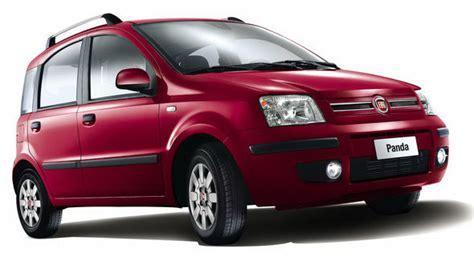 Fiat Panda Mini Receives Subtle Upgrades For The 2010