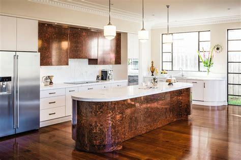 art deco kitchen  smith smith kitchens