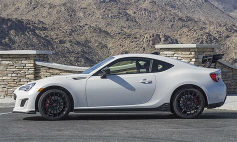 2018 Subaru Brz Ts First Drive Review  » Autonxt