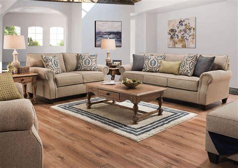lane nora alabaster sofa  loveseat  furniture place