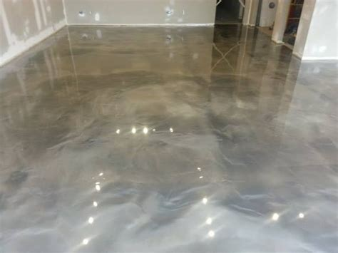 Epoxy Floor for Wauwatosa Basement Remodel   Dornbrook