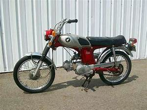 1972 Honda Cl70 For Sale