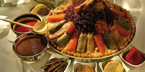 les mod鑞es de cuisine marocaine enqu 234 te la cuisine marocaine charme les britanniques
