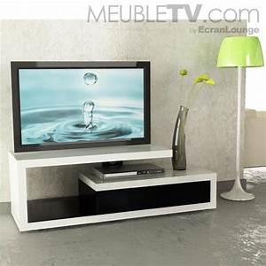Meuble De Tele Design : table tv design meuble tele pas cher trendsetter ~ Teatrodelosmanantiales.com Idées de Décoration