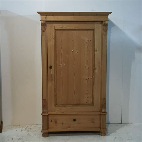 Single Wardrobe With Drawers Sale by Pine Single Wardrobe With Bottom Drawer C 1915