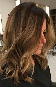 Balayage Blond Braun : lowlights und highlights f r braun haar f r 2017 smart frisuren f r moderne haar hair colors ~ Frokenaadalensverden.com Haus und Dekorationen
