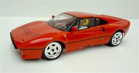 I painted mine classic mica red which is not the color recommended by the instructions but has a bit more pop. TamTech-Gear Ferrari GTO - Tamiya RC & Radio Control Cars