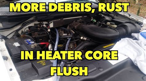 heater core flushnever   ford expedition