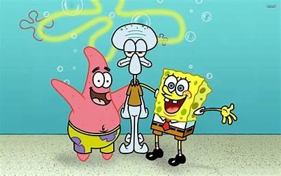 Spongebob Wallpapers Bob Sponge Funny Squarepants Cartoon