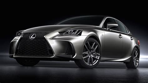 Lexus Car : 2017 Lexus Is Facelift Unveiled
