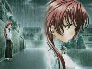 Can't stop the rain~Anime couples! - YouTube