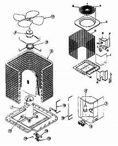 Icp Air Conditioner Central Parts