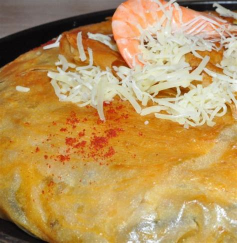 choumicha tv cuisine pastilla au poisson et aux crevettes choumicha cuisine