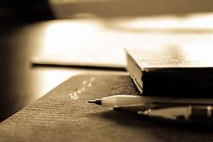 book, pen, pencil, background