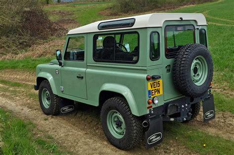 defender jeep 2016 2016 land rover defender 90 heritage review