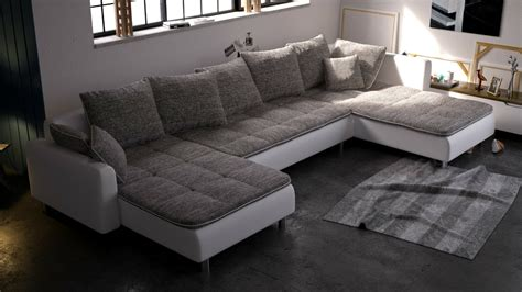 Big Sofa U Form by Couchgarnitur Ecksofa Sofagarnitur Sofa U Form