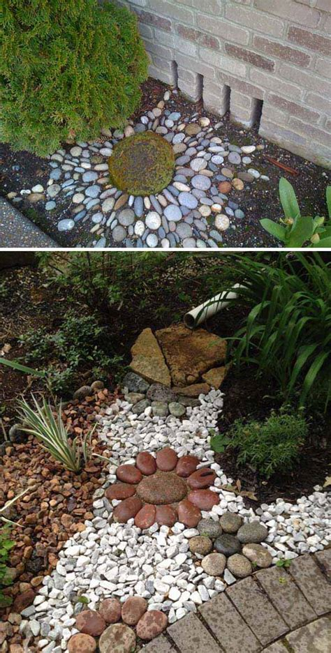 diy ideas  create  decorative downspout