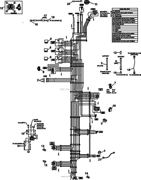 Bobcat Ignition Switch Diagram Diagrams Wiring