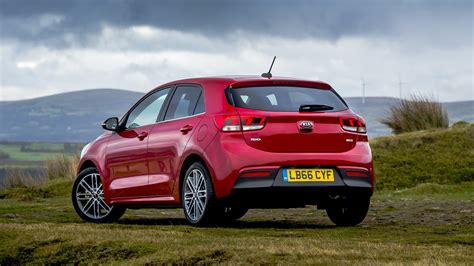 kia rio 3 1 0 t gdi 99bhp 2017 review car magazine