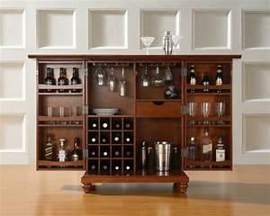 Petit Meuble Bar : range bouteille cuisine 50 id es originales ~ Teatrodelosmanantiales.com Idées de Décoration