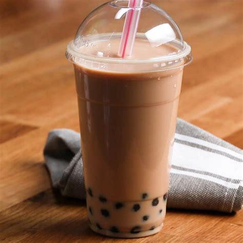 100cc honey + 3 milk. Taiwanese Bubble Tea Recipe by Tasty
