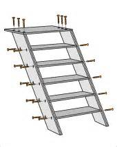 treppe bauen anleitung kinderbett selber bauen