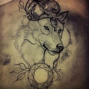 Loup Tatouage Geometrique : les 25 meilleures id es de la cat gorie tatouages de loup sur pinterest tatouage visage de ~ Melissatoandfro.com Idées de Décoration