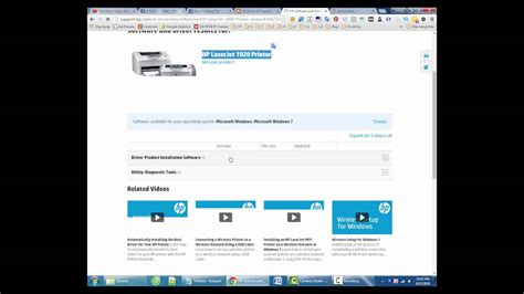 All drivers available for download have been scanned by antivirus program. Hp Laserjet 1020 Driver Download Win 7 - casayellow