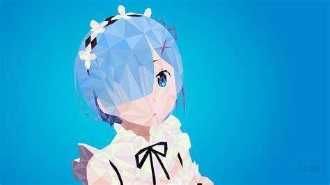Rezero  Rem By Krukmeister On Deviantart