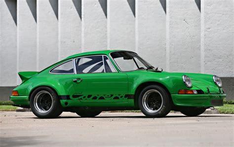 1973 rsr porsche 1973 porsche 911 carrera 2 8 rsr gooding company