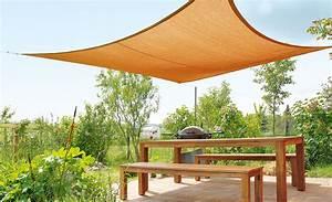 Sonnensegel sitzplatze selbstde for Markise balkon mit tapeten fliesen küche