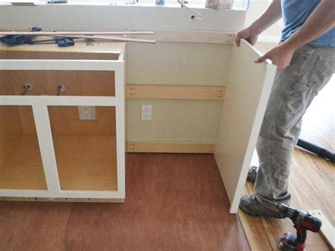 dishwasher  panel ana white building  kitchen