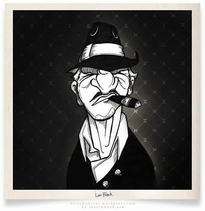 Cigar Smoking Vegas Cartoons Cartoon 1930s Slots