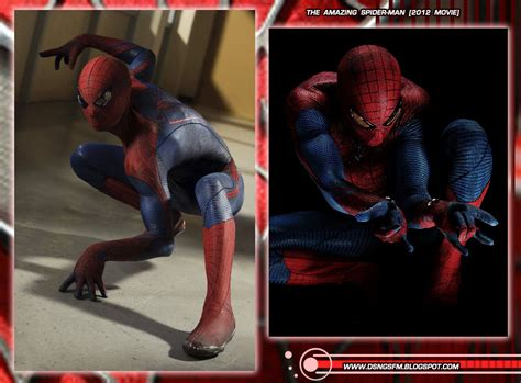 Dsngs Sci Fi Megaverse The Amazing Spider Man 2012 Movie