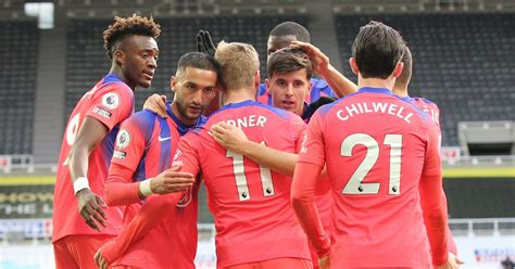 Newcastle United 0-2 Chelsea, Premier League: Belated ...