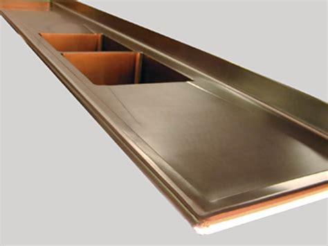 stainless steel countertop edging stainless steel edge profiles custom 5716
