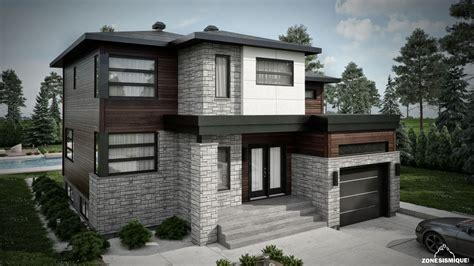 Exemple Interieur Maison Modele Maison U Mulhouse U 1000 Images About Façade De Maisons On Modern