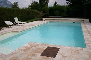 couverture piscine forme libre piscine ovale ronde With forme de piscine creusee