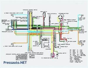 Wiring Diagram Of Honda Xrm 125